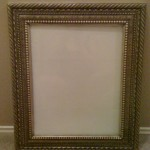 16x20 Frame $10.00