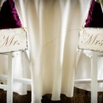 Wedding, Rental, Sweetheart Signs (Mr. & Mrs)