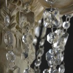 Wedding, Rental, Crystal Garland