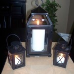 Tall Lanterns $8.00Small Lanterns $1.25