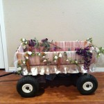 Flower Girl/Ring Bearer Wagon