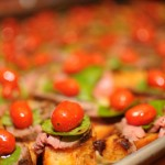 8-Beef Bruschetta