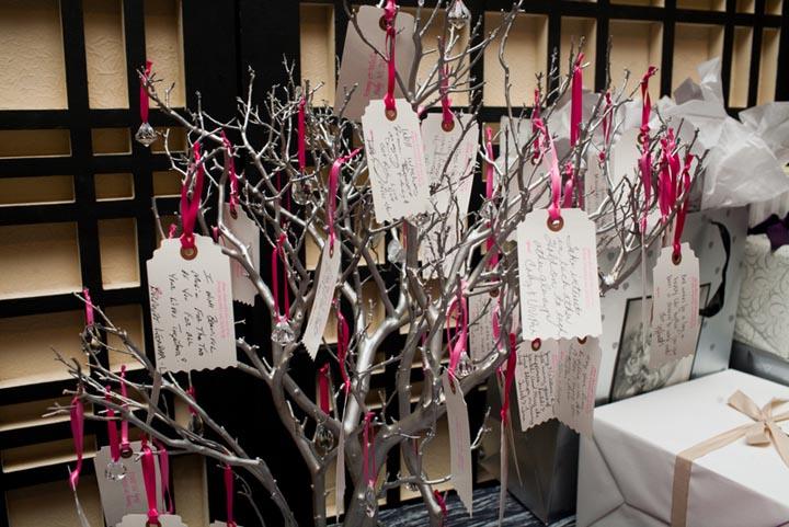 23 Wedding Wishing Tree