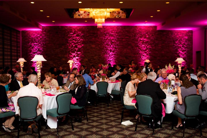 32 Wedding Ridglea Country Club Pink and Green   Significant Events Xn7VbpGZ