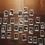 26-Polaroid Guest Book, Wedding