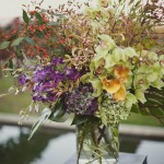 8-Green, Purple, and Orange Wedding
