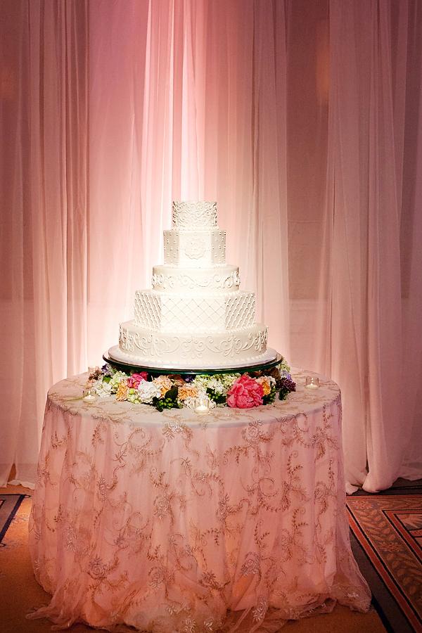 Cake Table Linen