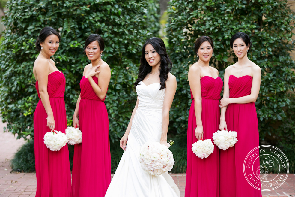Magenta gray silver wedding archives significant for Magenta dress for wedding