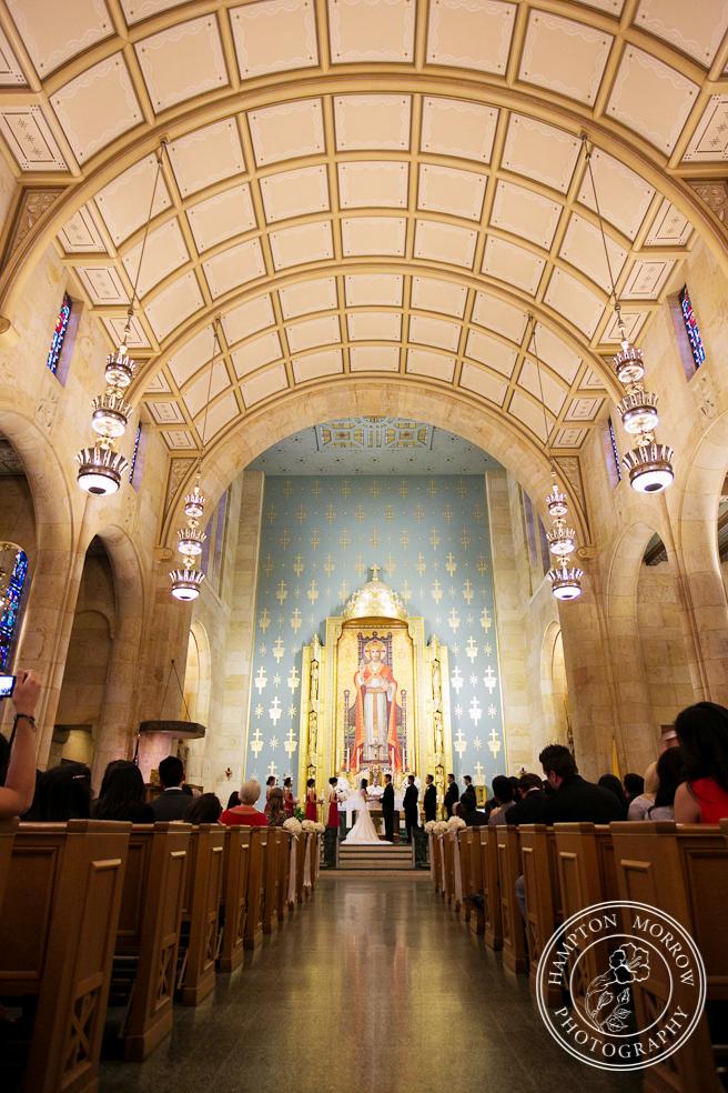 Catholic Wedding Invitations with beautiful invitation design