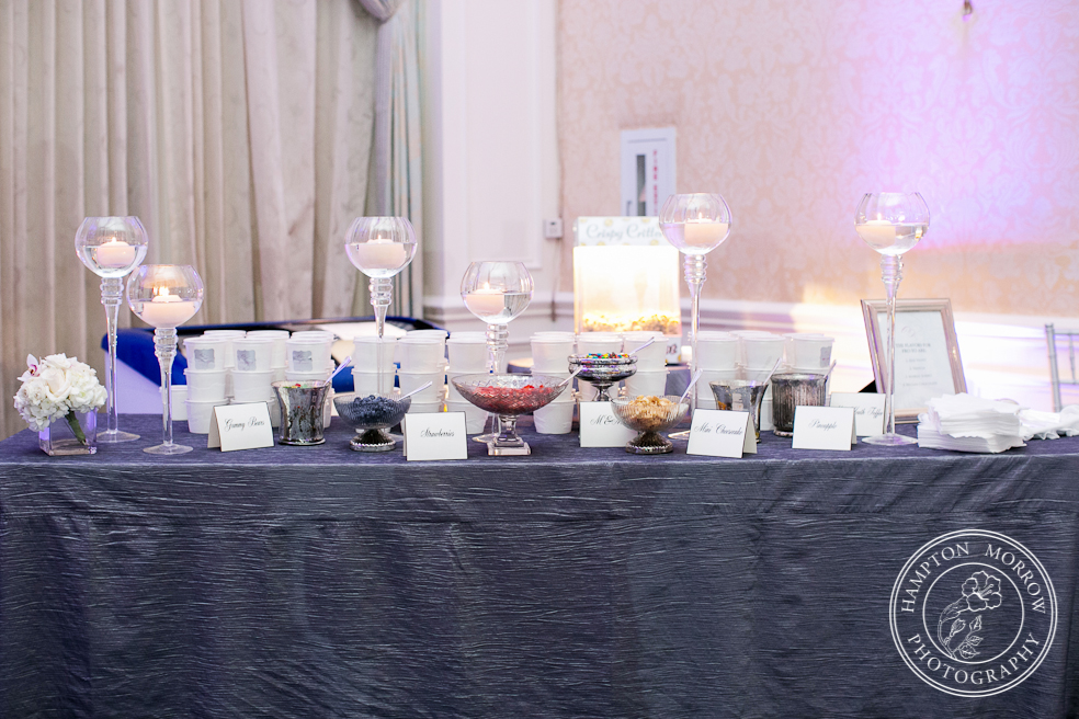 37frozen yogurt station wedding significant events of