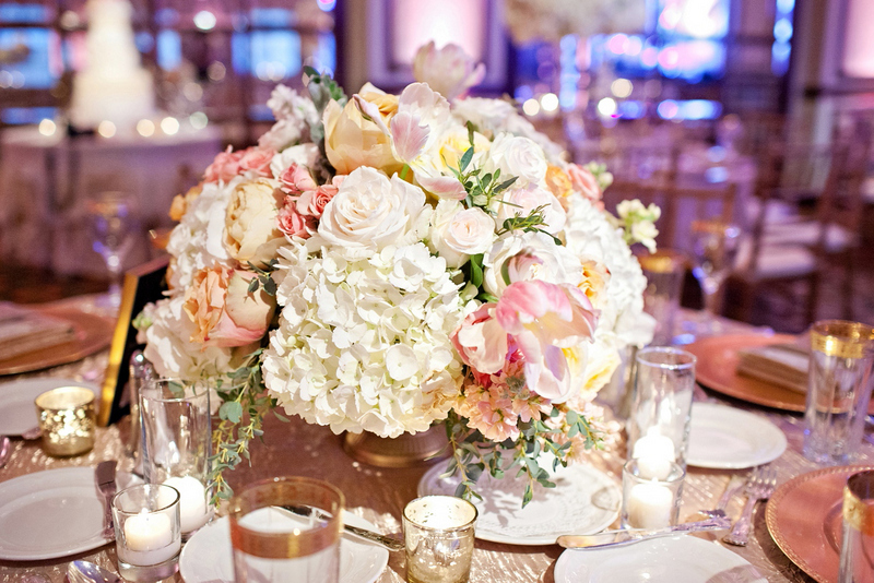 32-Pink, Peach, Ivory, & Gold Wedding - Significant Events ...