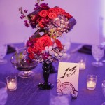 39-Red & Purple Wedding, Modern Wedding, Swirl Wedding