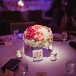 75A-Fuchsia & Coral Wedding