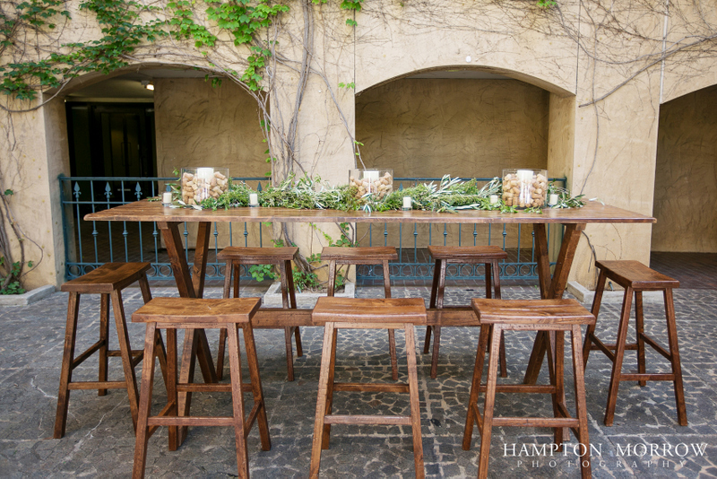 34-Venetian Terrace Wedding; Italian Themed Wedding; Wine ...