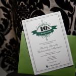 1-Green & White Corporate Invitation