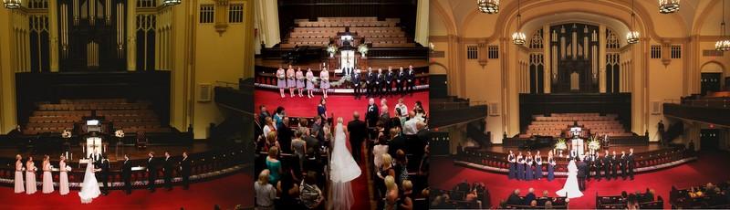 Ceremony Location-FUMC