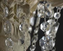 Wedding, Rental, Crystal Garland