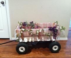Flower Girl/Ring Bearer Wagon