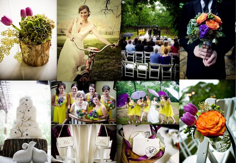 Norred S Weddings And Events: Amanda And Matt's Wedding Design