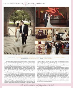 Read the article: Brides of North Texas