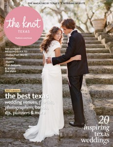 Featured in The Knot