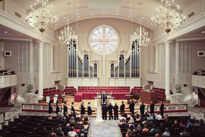 6-Wedding, Custer Road United Methodist Church ...