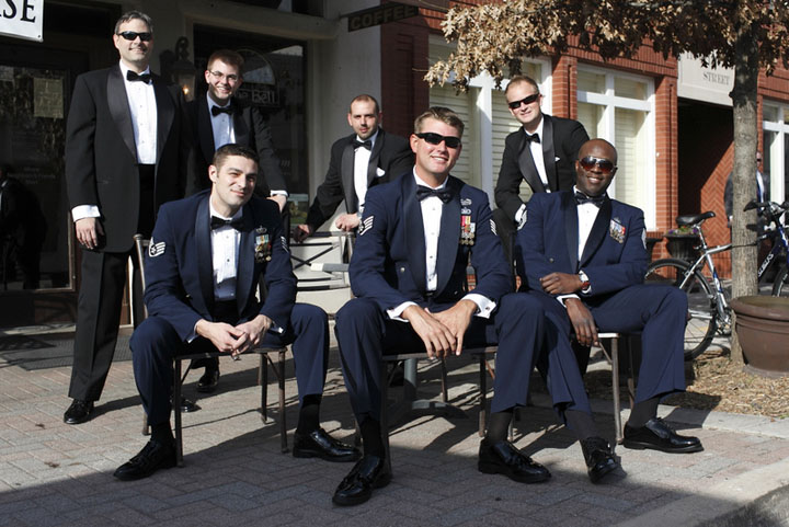 9 Military Wedding Air Force Wedding