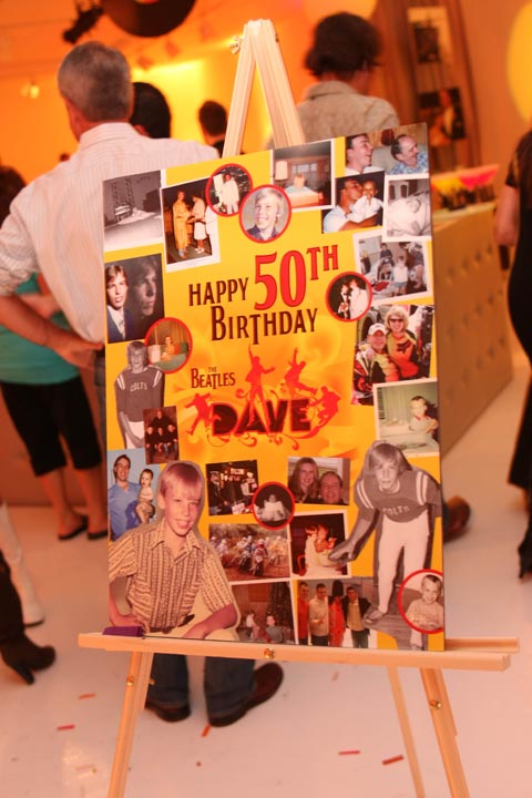 "All You Need is Dave!"": Dave's Surprise 50th Birthday Party"