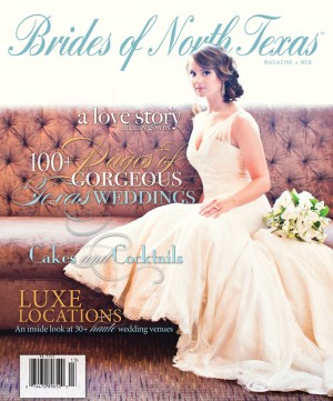 Featured in Brides of North Dallas