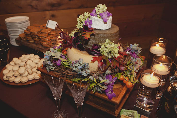 29 wedding cake made of