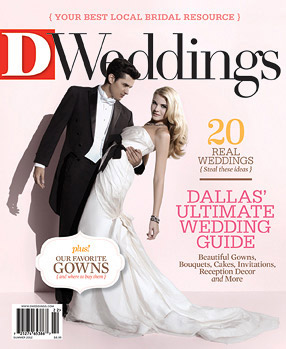Featured in Dallas Weddings