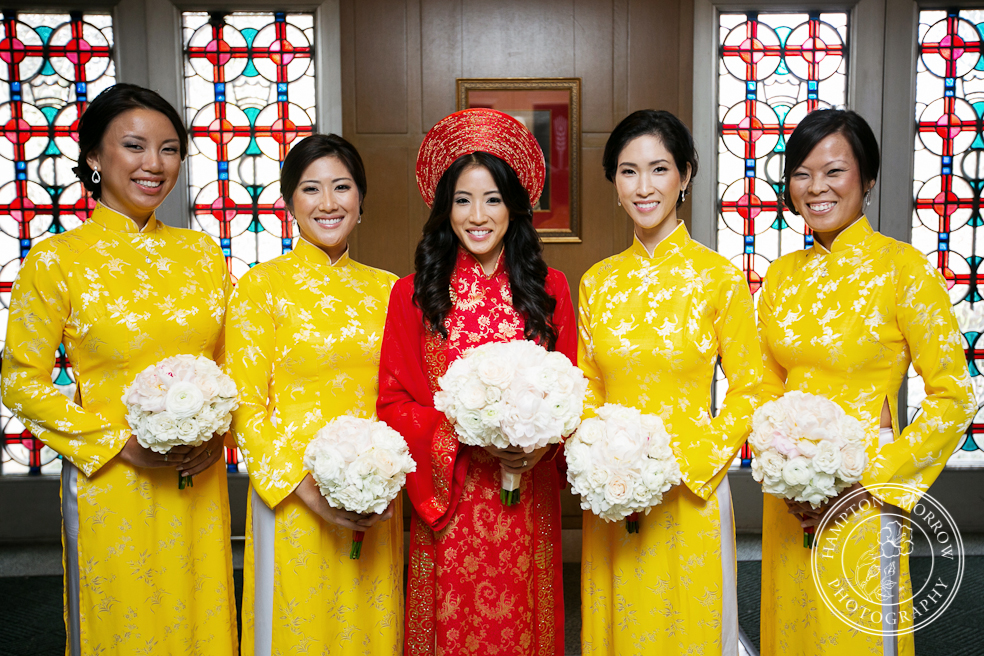 8 Vietnamese Wedding Ceremony