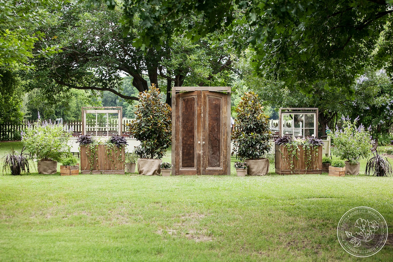 16-Backyard Wedding - Significant Events of Texas – Event ...