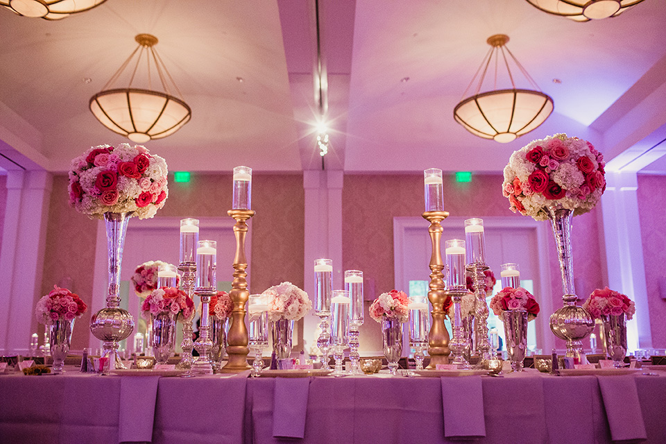 78 Belo Mansion Wedding Fuchsia C Gold