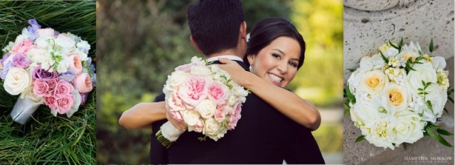 Bridal Bouquets-Branching Out