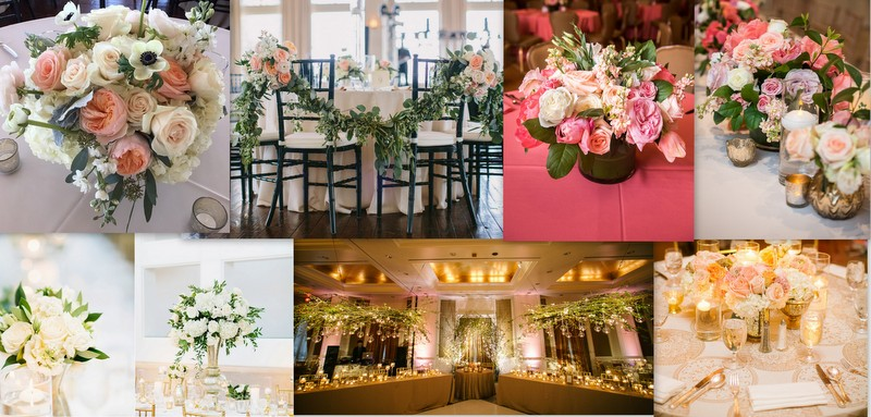 Branching Out Centerpieces