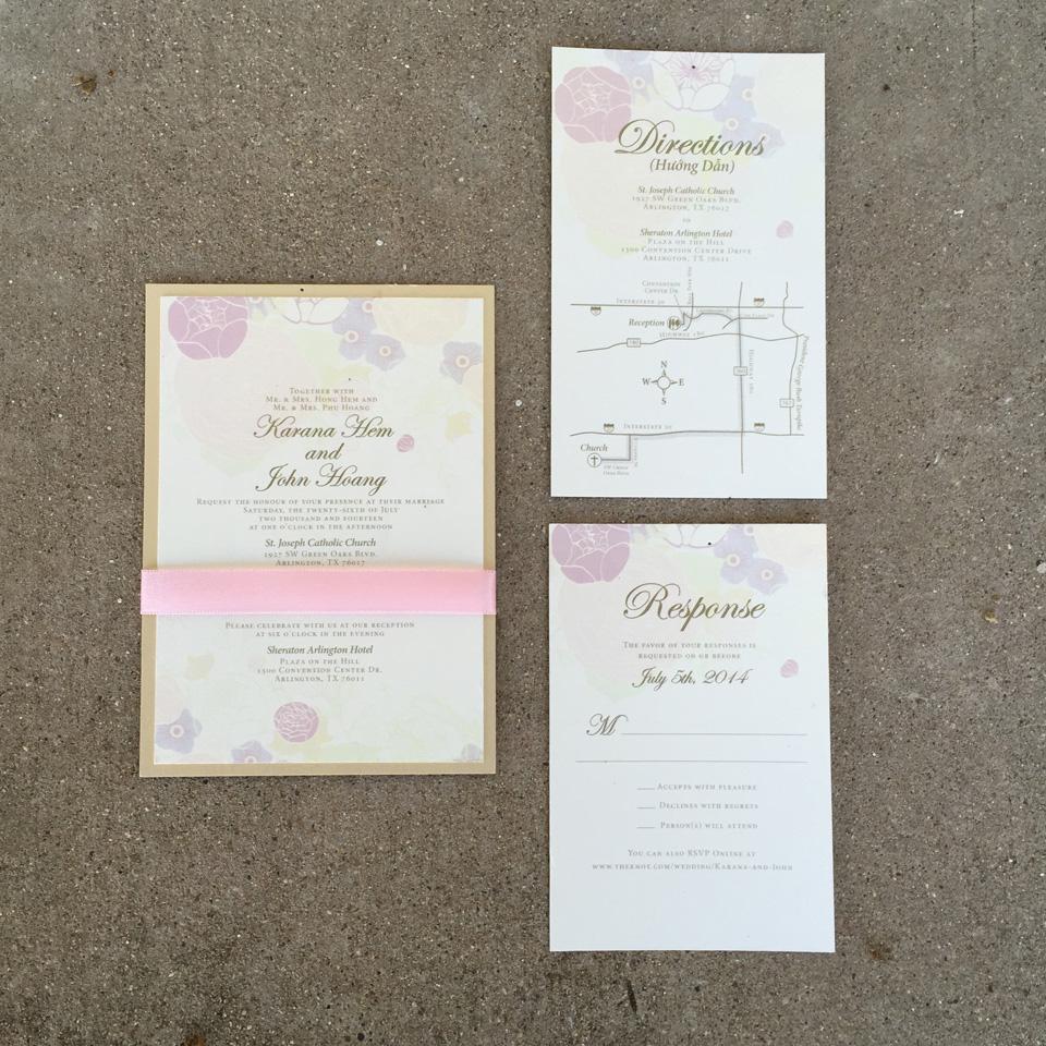 01 karana johns wedding invitations Wedding Invitations Significant Events