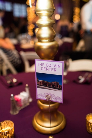 16-Favorite Places Table Numbers
