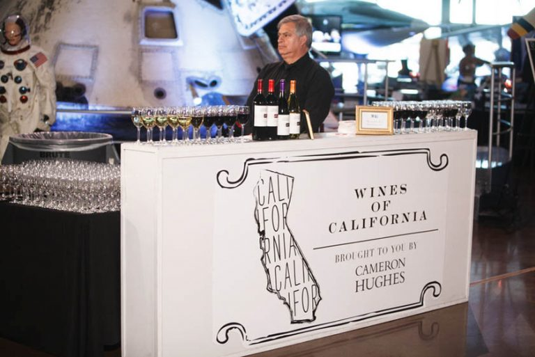 18-California Wine Bar; Frontiers of Flight Museum Charity Gala
