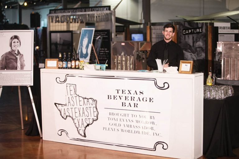 19-Texas Beverage Bar; Frontiers of Flight Museum Charity Gala