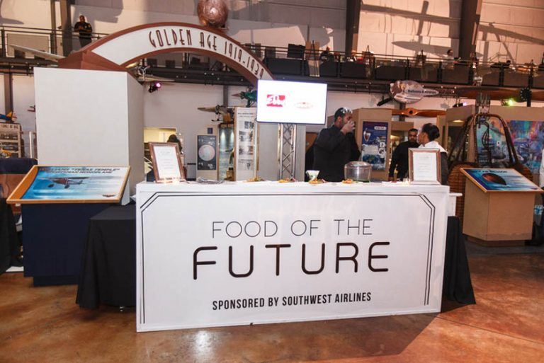 29-Future Food Station; Frontiers of Flight Charity Gala