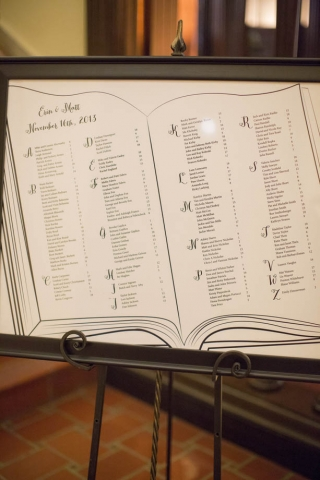34-Book Table Assignments