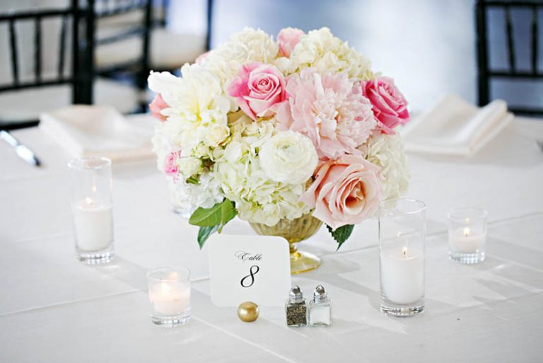 35-Pink & White Wedding