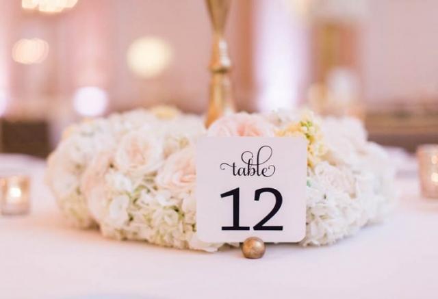 64-Belo Mansion Wedding; Blush, White, & Gold Wedding