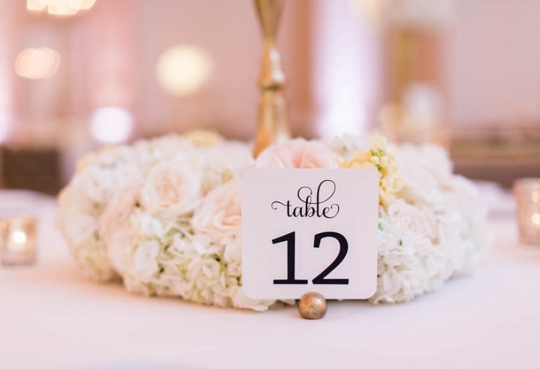 64-Belo Mansion Wedding; Blush, White, & Gold Wedding