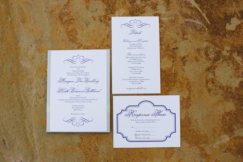 1 Love Birds Wedding Invitation Wedding Invitations