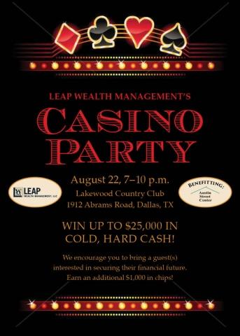 Invitation 2015-Leap Wealth Management 2015
