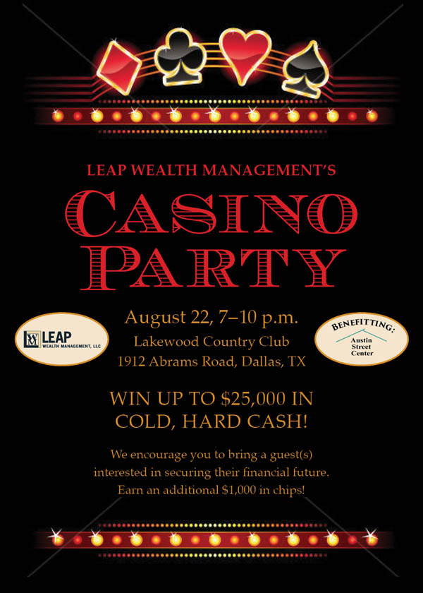 Invitation 2015-Leap Wealth Management 2015