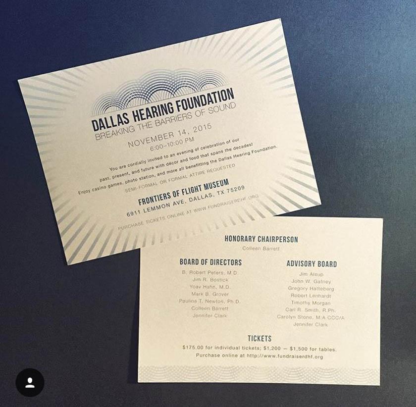 Non-Profit Invitation