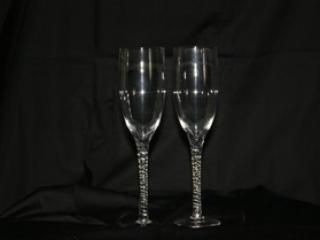 Champagne Flues